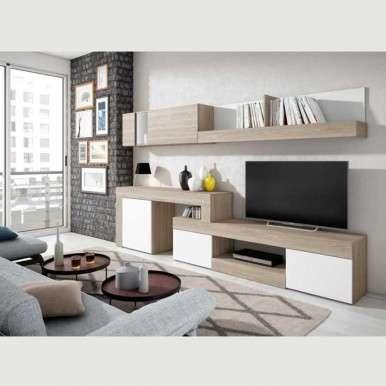 Mueble salón TV Malmo