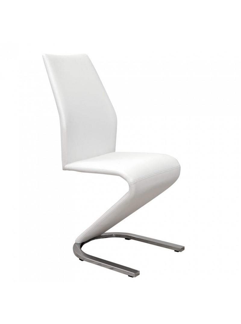 Silla Unique blanca