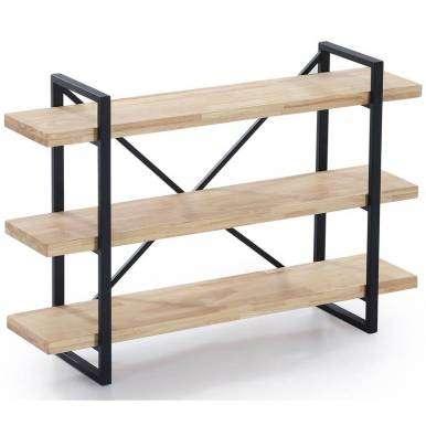 Estanteria Plank roble y...