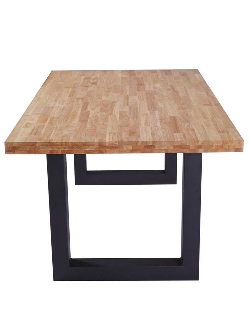 Mesa comedor Loft roble industrial