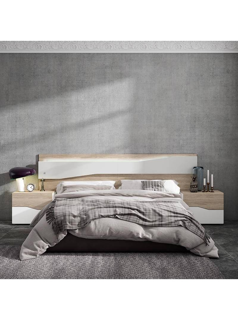 Comoda dormitorio Future 6 cajones moderna