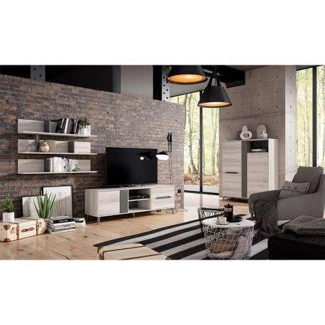 Mueble TV Atenea 2 comedor moderno