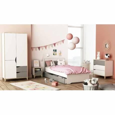 Pack muebles Genius habitación infantil juvenil