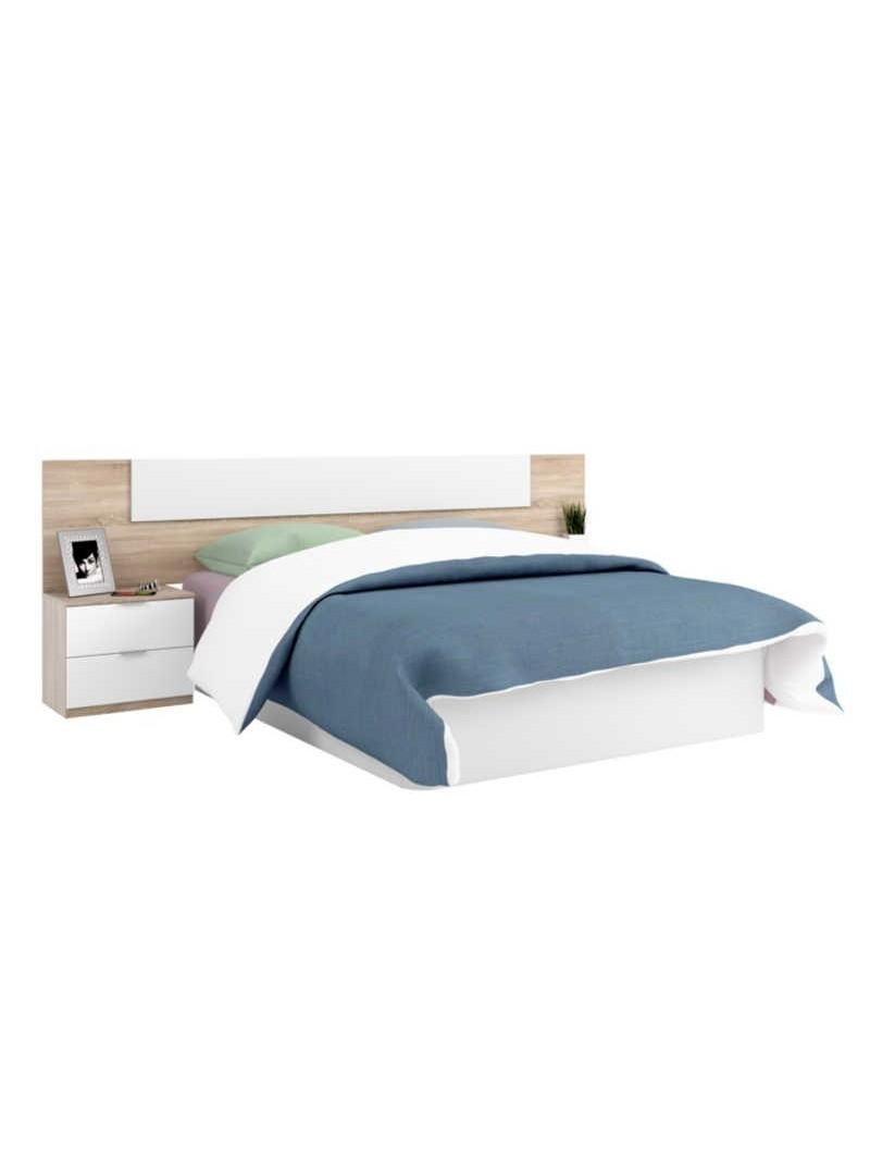Pack de dormitorio matrimonio con armario