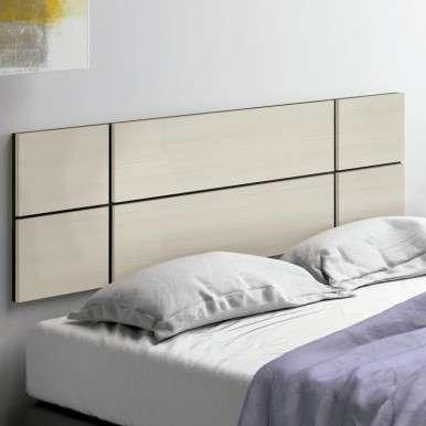 Cabecero cama moderno Maka