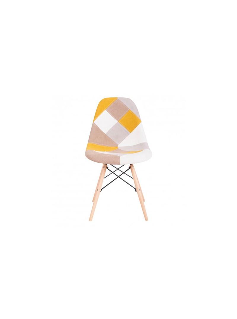 Silla Karen patchwork 47 x 82 cm