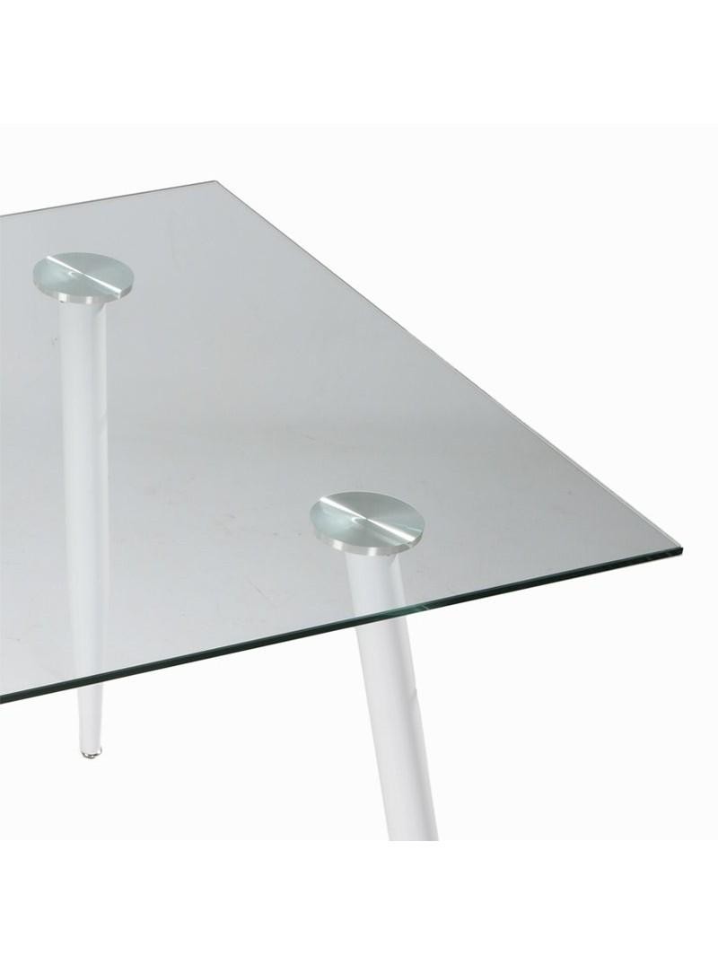 Mesa cristal transparente Aia
