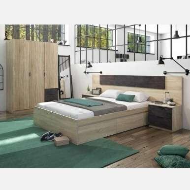Pack dormitorio completo Oxi.
